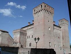 Rocca od Vignola