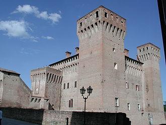 Vignola - The Rocca of Vignola