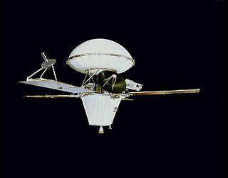 <i>Viking 1</i> robotic spacecraft sent to Mars