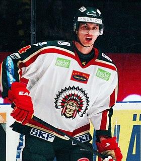 Viktor Svedberg swedish ice hockey player