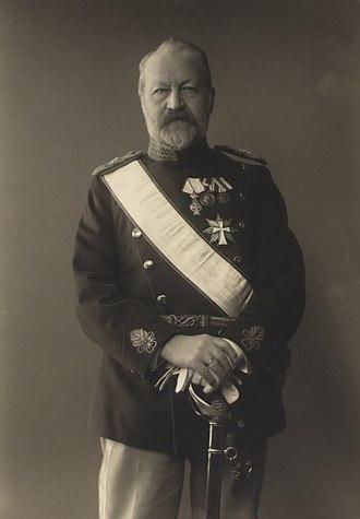 Vilhelm Herman Oluf Madsen - Image: Vilhelm Herman Oluf Madsen by Elfelt