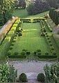 Villa Craven di Seyssel d'Aix - giardino all'italiana visto dall'alto.jpg