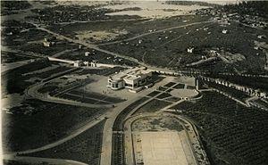 Villa Somalia - Villa Somalia in 1939