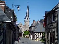 Village de Moyaux (Calvados).JPG