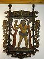 Villingen, Franziskanermuseum, Wirtshausschild Wilder Mann, 18. Jh., Inv. 11812.jpg