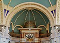 Vilnius Choraline Sinagoga Innen Chor.jpg