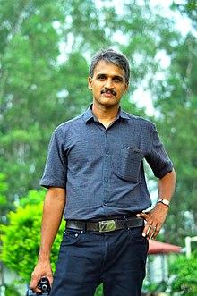 Vinayaraj at WCI 2016-3.jpg