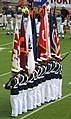 Virginia Tech Corps of Cadets Color Guard 2007 ECU cropped.jpg