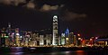 Vista del Puerto de Victoria desde Kowloon, Hong Kong, 2013-08-11, DD 15.JPG