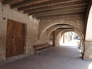 Vilanova de Bellpuig Municipality in Catalonia, Spain