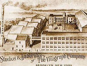 Vitagraph Studios - Vitagraph Company, Brooklyn New York