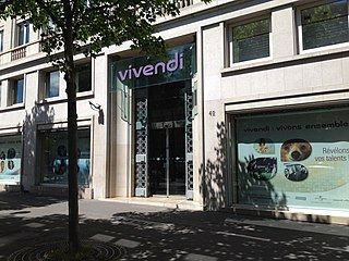 Vivendi French media company