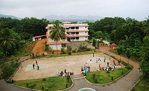 Sreekandapuram - Vimal Jyothi Engineering College, Chemperi