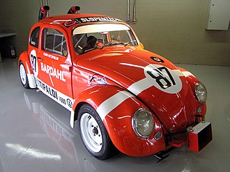 Wilson Fittipaldi Júnior - Twin-engine racing Beetle developed by Wilson and Emerson Fittipaldi