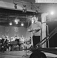 Voorronde finale Nationaal Songfestival 1965, Gert Timmerman, Bestanddeelnr 917-4207.jpg