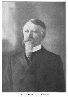 W. H. H. Clayton