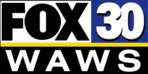 WFOX-TV - Former logo used from 2001 to April 12, 2009.