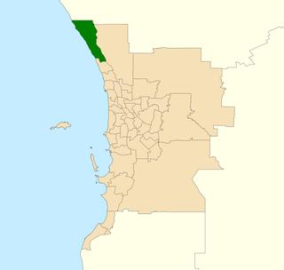 Electoral district of Butler