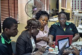 WIki Loves Women Event Women In Social Services- Promoting SDG in Nigeria 15.jpg