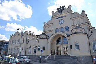 Lublin - Lublin Train Station