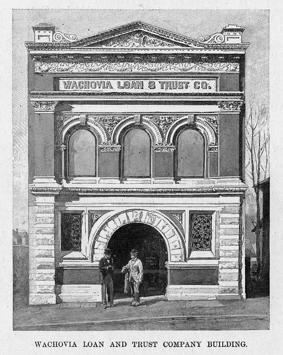 Wachovia Loan And Trust Company Building