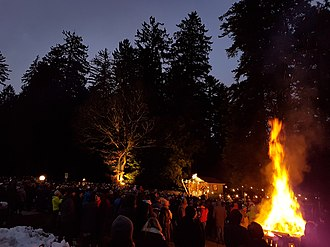 Bad Wildbad - Christmas in Bad Wilbad-Aichelberg, 24.12.