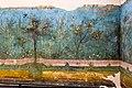 Wall painting - garden (viridarium) - Rome (villa of Livia at Via Flaminia) - Roma MNR PMaT - 03.jpg