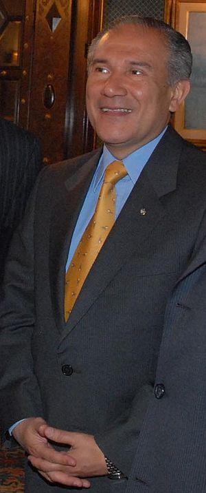 Walter Barrionuevo - Image: Walter Barrionuevo