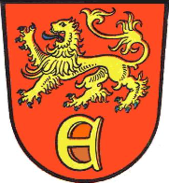 Eschershausen - Image: Wappen Eschershausen