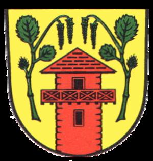 Großerlach - Image: Wappen Grosserlach