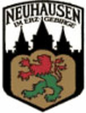 Neuhausen, Saxony - Image: Wappen Neuhausen Erzgeb