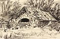 War Drawings by Muirhead Bone-ruins near Arras Art.IWMREPRO00068439.jpg