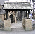 War Memorial Gateway - Holy Trinity Church - Upper Road, Batley Carr - geograph.org.uk - 690782.jpg