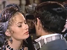 Anita Ekberg a War and Peace (1956)