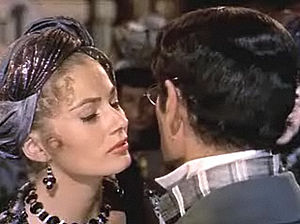 Hélène Kuragina - Anita Ekberg as Hélène Kuragin in the 1956 film