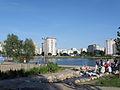 Warszawa - Park nad Balatonem - Gocław (23).JPG