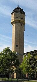 Wasserturm Mannheim Neckarau Schildkroet