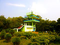 Watch tower at Gopegarh Eco park.jpg