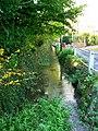 Watercourse, The Pitchens, Wroughton, Swindon - geograph.org.uk - 612617.jpg