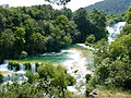 Waterfalls at Krka National Park - Croatia 01.jpg