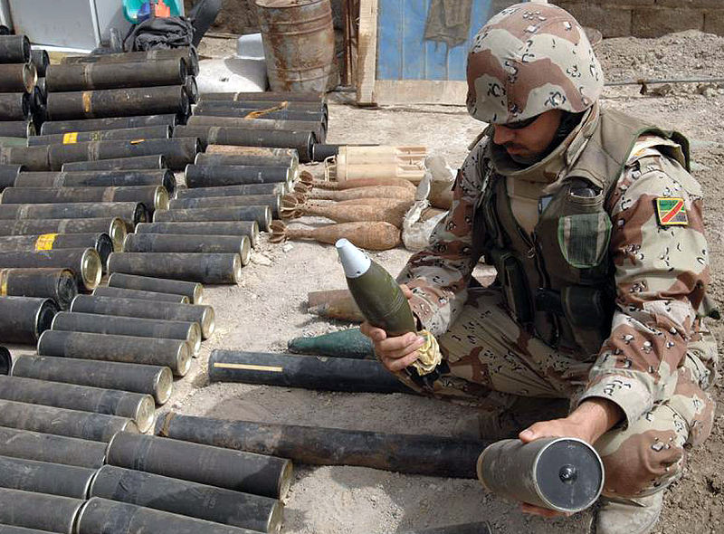 File:Weapons cache basra.jpg