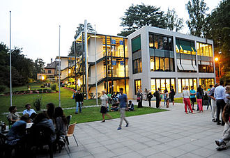 Webster University - The Campus of Webster University Geneva, Switzerland.