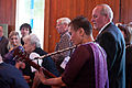 Wedding waiata, Opotiki, 16 Oct. 2010 - Flickr - PhillipC.jpg