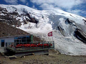 Pennine Alps - Weissmies