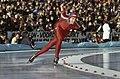 Wereldkampioenschappen schaatsen mannen allround in Heerenveen. Eric Heiden in a, Bestanddeelnr 253-8145.jpg
