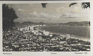 Panorama - Santos