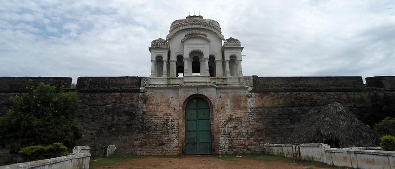 File:West Entrance of the Vizianagaram fort 02.JPG