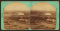 West side of Salt Lake City, from Arsenal Hill, looking south-west. Oquirrh, or West Mountains in distance, by Savage, C. R. (Charles Roscoe), 1832-1909 2.png