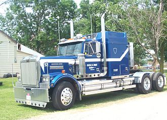 "Western Star Trucks - A 1997 ""heritage""-style Western Star"