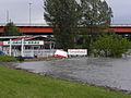 Wien - Hochwasser Juni 2013 - Florido-Bräu und Floridobeach.jpg